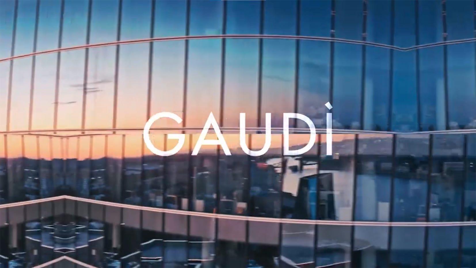 Gaudì - Spot Autunno Inverno 2020